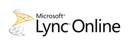 Lync online Logo