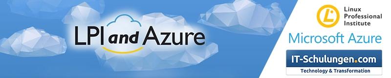 LPI and Azure Webinar - Gesicherter Termin